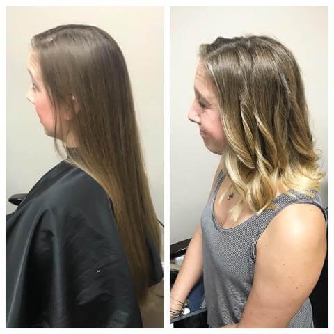 Maxx Studio Salon Haircut and Curl